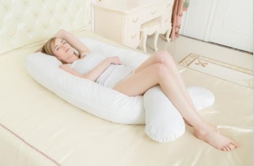 Giai đoạn đầu thai kỳ các mẹ bầu có thể nằm ngửa lúc bụng còn nhỏ