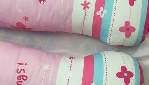 20 mẫu gối chữ U dành cho bà bầu HAHUMA màu hồng đẹp