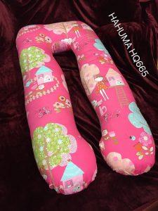 Gối tựa lưng gác chân cho phụ nữ mang thai HAHUMA HQ665