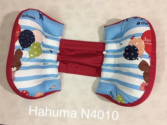 Gối nằm dành cho bà bầu hình nơ Hahuma N4010